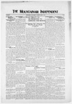 Mountainair Independent, 04-17-1919 by Mountainair Printing Company