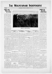 Mountainair Independent, 07-24-1919 by Mountainair Printing Company