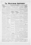 Mountainair Independent, 09-18-1919 by Mountainair Printing Company