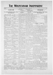 Mountainair Independent, 10-09-1919 by Mountainair Printing Company