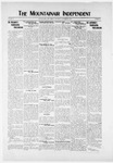 Mountainair Independent, 11-20-1919 by Mountainair Printing Company