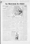 Mountainair Independent, 03-25-1920 by Mountainair Printing Company
