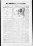 Mountainair Independent, 04-15-1920 by Mountainair Printing Company