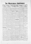 Mountainair Independent, 06-24-1920 by Mountainair Printing Company