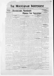 Mountainair Independent, 08-26-1920 by Mountainair Printing Company