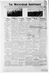Mountainair Independent, 10-14-1920 by Mountainair Printing Company