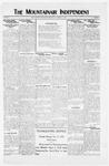 Mountainair Independent, 11-25-1920 by Mountainair Printing Company