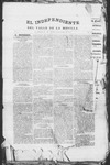 Mesilla Valley Independent, 08-04-1877 by Mesilla Valley Publishing Co.
