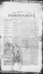 Mesilla Valley Independent, 08-25-1877 by Mesilla Valley Publishing Co.