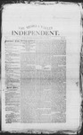 Mesilla Valley Independent, 10-20-1877 by Mesilla Valley Publishing Co.