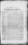 Mesilla Valley Independent, 10-27-1877 by Mesilla Valley Publishing Co.