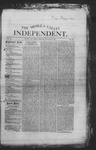 Mesilla Valley Independent, 12-08-1877 by Mesilla Valley Publishing Co.