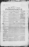 Mesilla Valley Independent, 01-19-1878 by Mesilla Valley Publishing Co.