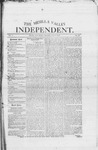 Mesilla Valley Independent, 06-01-1878 by Mesilla Valley Publishing Co.