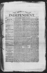 Mesilla Valley Independent, 08-03-1878 by Mesilla Valley Publishing Co.