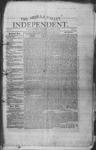 Mesilla Valley Independent, 09-07-1878 by Mesilla Valley Publishing Co.