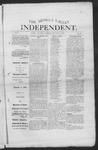 Mesilla Valley Independent, 11-09-1878 by Mesilla Valley Publishing Co.