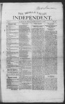 Mesilla Valley Independent, 11-16-1878 by Mesilla Valley Publishing Co.