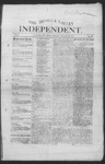 Mesilla Valley Independent, 12-14-1878 by Mesilla Valley Publishing Co.