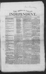 Mesilla Valley Independent, 01-04-1879 by Mesilla Valley Publishing Co.