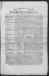 Mesilla Valley Independent, 01-11-1879 by Mesilla Valley Publishing Co.