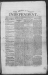 Mesilla Valley Independent, 02-01-1879 by Mesilla Valley Publishing Co.