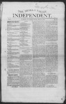 Mesilla Valley Independent, 03-08-1879 by Mesilla Valley Publishing Co.