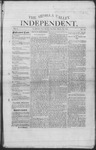Mesilla Valley Independent, 03-15-1879 by Mesilla Valley Publishing Co.