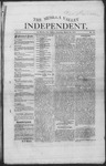 Mesilla Valley Independent, 03-22-1879 by Mesilla Valley Publishing Co.