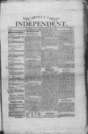 Mesilla Valley Independent, 05-03-1879 by Mesilla Valley Publishing Co.