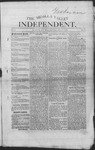 Mesilla Valley Independent, 06-21-1879 by Mesilla Valley Publishing Co.