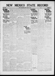 New Mexico State Record, 08-18-1916