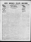 New Mexico State Record, 09-01-1916