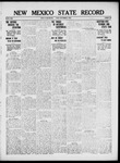 New Mexico State Record, 09-08-1916