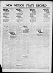 New Mexico State Record, 09-15-1916
