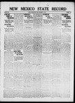 New Mexico State Record, 11-17-1916