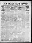 New Mexico State Record, 11-24-1916