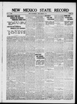New Mexico State Record, 02-02-1917