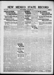 New Mexico State Record, 03-02-1917