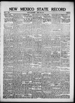 New Mexico State Record, 06-08-1917