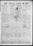 New Mexico State Record, 12-07-1917