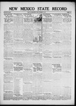 New Mexico State Record, 12-14-1917