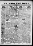 New Mexico State Record, 02-08-1918