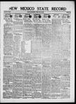 New Mexico State Record, 04-19-1918
