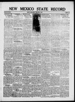 New Mexico State Record, 05-03-1918