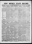 New Mexico State Record, 05-10-1918
