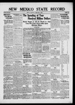New Mexico State Record, 05-17-1918