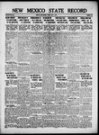 New Mexico State Record, 06-07-1918