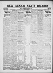 New Mexico State Record, 08-02-1918