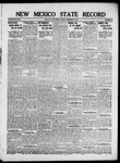 New Mexico State Record, 12-27-1918